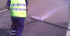 Limpiezas de calles y avenidas